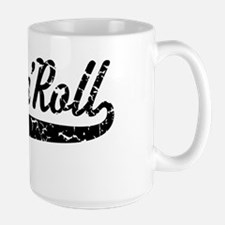 Rock 'n' Roll Vintage (Black) Mug