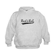 Rock 'n' Roll Vintage (Black) Hoody