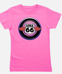 Cool Android google Girl's Tee