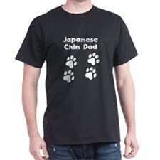 Japanese Chin Dad T-Shirt
