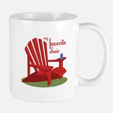 Favorite Chair Mugs