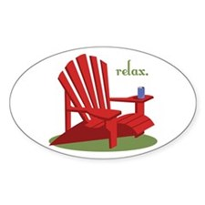 Relax Decal