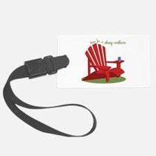 Stay-cation Luggage Tag