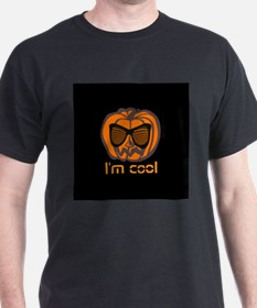 Cool Halloween jack o'lantern T-Shirt
