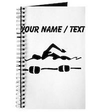 Custom Swimmer Journal