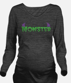 Momster Long Sleeve Maternity T-Shirt