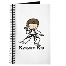 Karate Kid Journal