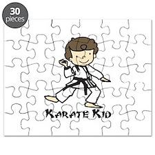 Karate Kid Puzzle