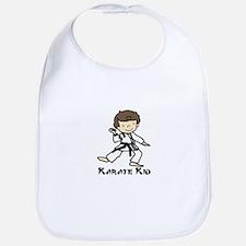 Karate Kid Bib