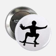 """THE SKATEBOARDER 2.25"""" Button (10 pack)"""