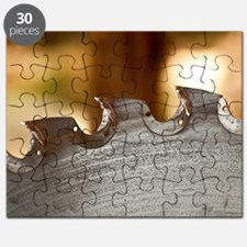 Saw Mill Blade Puzzle