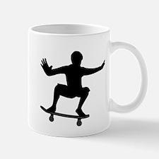 THE SKATEBOARDER Mugs