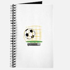 Soccer Goal Journal