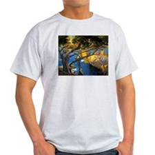 Trees Monterey Art T-Shirt