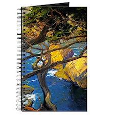 Trees Monterey Art Journal