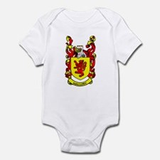 MALLORY Coat of Arms Infant Bodysuit