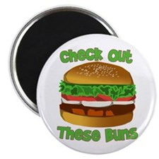 Check Out These Buns Magnets