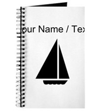 Custom Sail Boat Journal