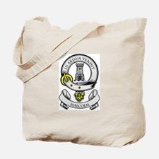 MALCOLM 2 Coat of Arms Tote Bag