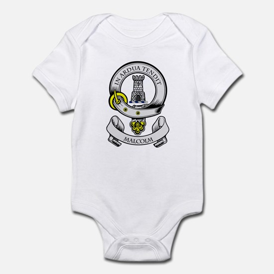 MALCOLM 2 Coat of Arms Infant Bodysuit