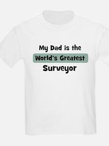 Worlds Greatest Surveyor T-Shirt