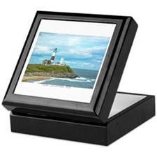 Long Island. Montauk Point Light. Keepsake Box