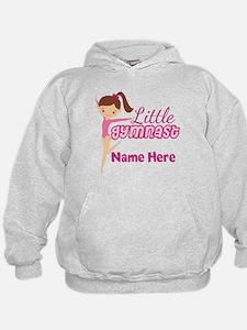 Pink Gymnast Hoodie