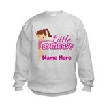 Customize gymnastics Hoodies & Sweatshirts
