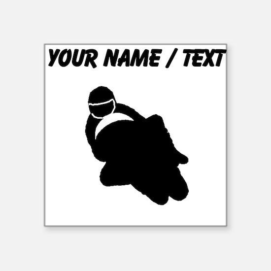 Custom Motorcycle Racing Sticker