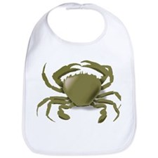 Green Crab Bib