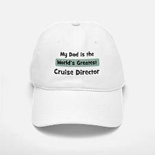 Worlds Greatest Cruise Direct Baseball Baseball Cap