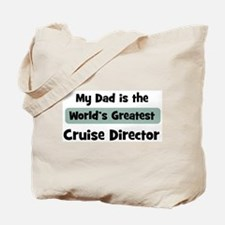 Worlds Greatest Cruise Direct Tote Bag