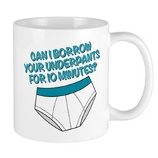 Sixteen Candles Underpants Mugs