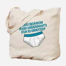 Sixteen Candles Underpants Tote Bag
