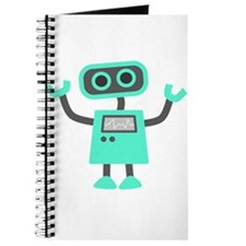 Cute Robot Journal