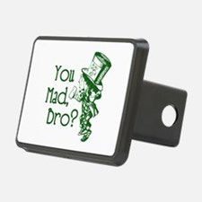 You Mad, Bro? (Mad Hatter) Hitch Cover