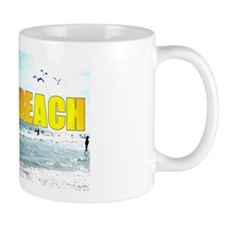 Siesta Beach Sun Mugs