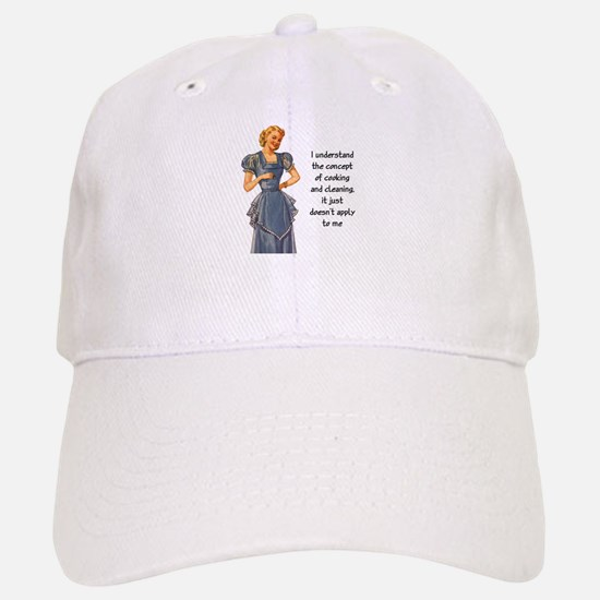 COOKING AND CLEANING Hat