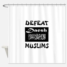 DAESH Shower Curtain