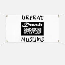 DAESH Banner