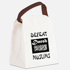 DAESH Canvas Lunch Bag