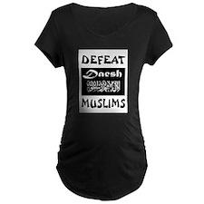 DAESH Maternity T-Shirt