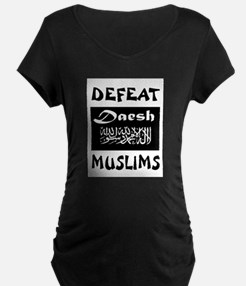 DAESH Maternity T-Shirt