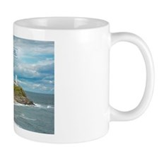 Long Island. Montauk Point Light. Mug Mugs