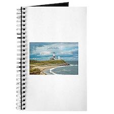 Long Island. Montauk Point Light. Journal