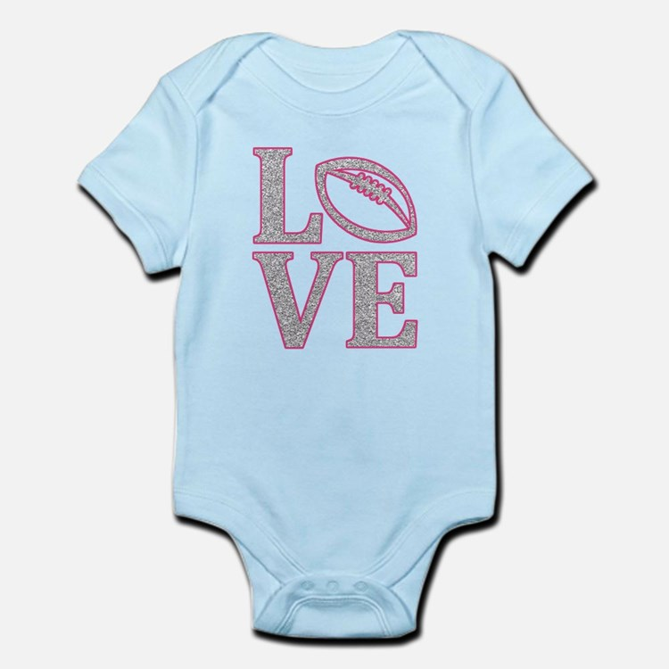 Girls football baby clothes amp gifts baby clothing blankets bibs