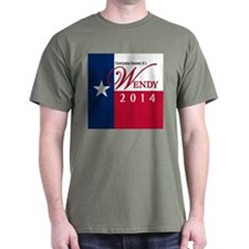 Wendy for Governor of Texas T-Shirt