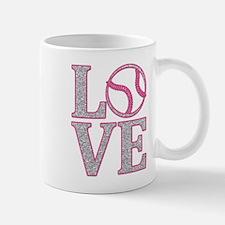 Baseball LOVE Mug