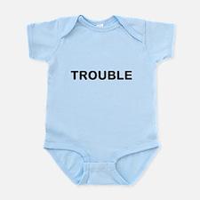 Trouble Body Suit