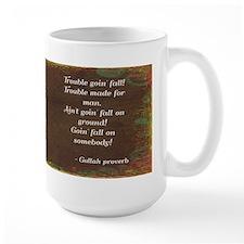 Gullah Proverb Mugs